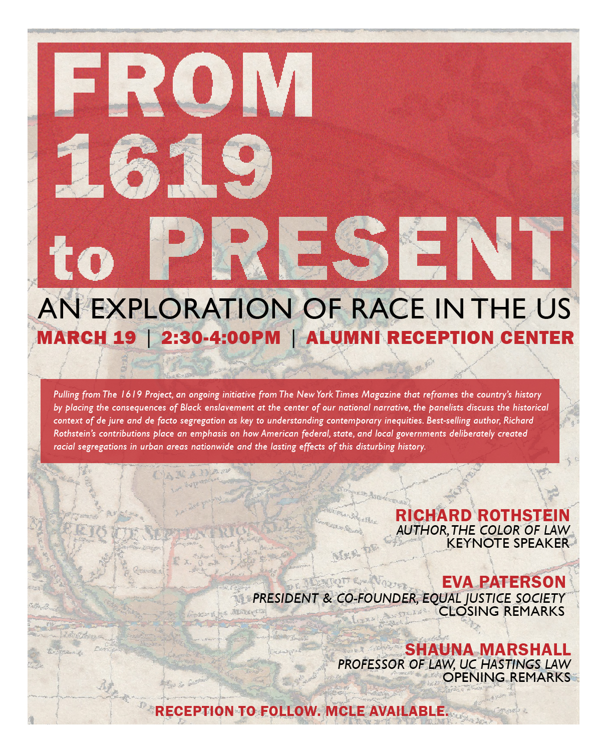 From 1619 to Present: An Exploration of Race in the US
