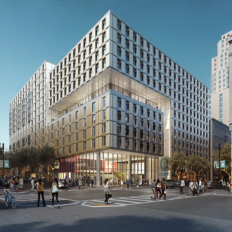 UC Hastings Secures Financing, Initiates Work for New Building | UC Hastings  Law | San Francisco