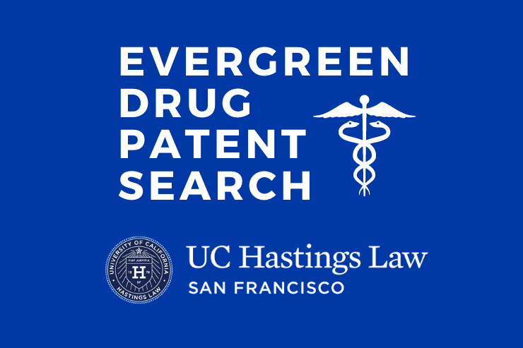 Evergreen Drug Patent Search